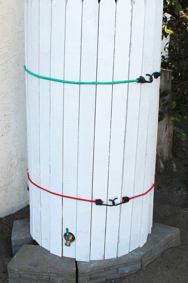 How to Construct Rain Barrels | eHow