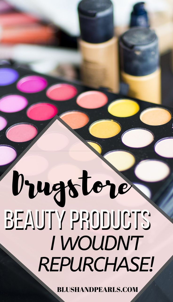 Drugstore Beauty Products I Won't Be Repurchasing Blush
