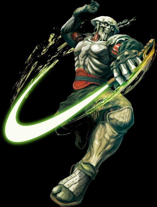 Yoshimitsu, Street Fighter x Tekken
