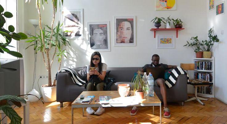 HUF3.800 Het Activity Hostel ligt aan de beroemde boulevard Andrássy en biedt kunstwerken en eenvoudige, lichte kamers met gratis WiFi op een centrale locatie, op...