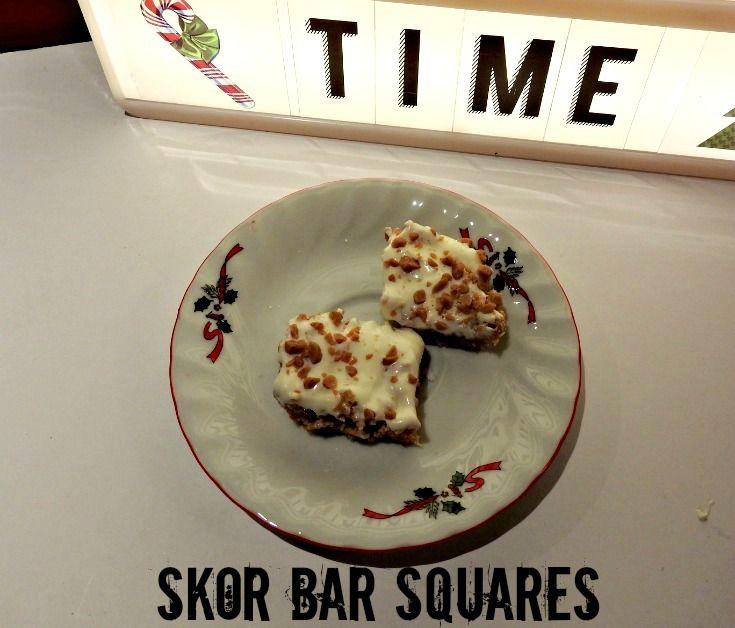 skor bar squares