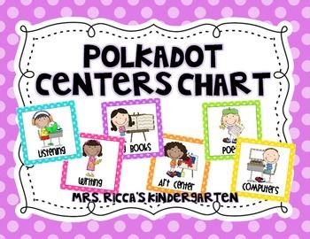 This bright and cheerful pocket chart set will allow you to easily manage your center time each day. The visuals make it easy for students to read (especially ELL and non-readers)! This set can be used for Literacy Centers as well as traditional kindergarten centers.