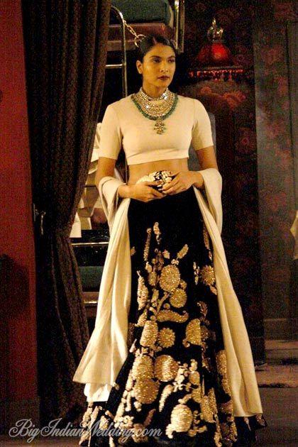 Sabyasachi at the India Couture Week 2014