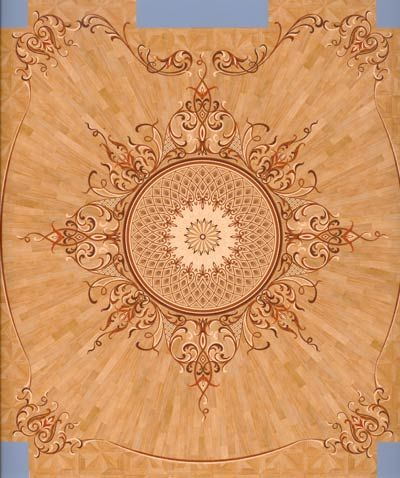 Check Pictures Of Other Inlays, Wood And Stone Medallions, Borders And  Parquet From Czar Floors.