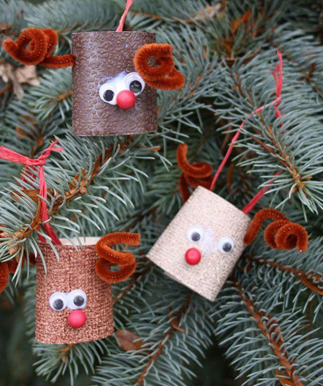 108 Best Xmas Recycle Images On Pinterest | Christmas Crafts, Christmas  Ideas And Christmas Time