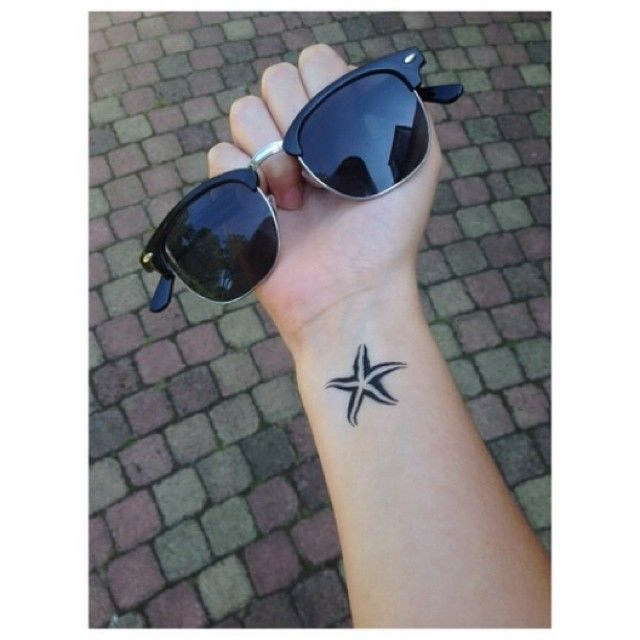 #starfish #tatoo                                                                                                                                                                                 More