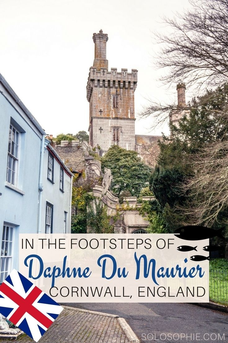 Following in the Footsteps of Daphne du Maurier's Cornwall | Solo Sophie
