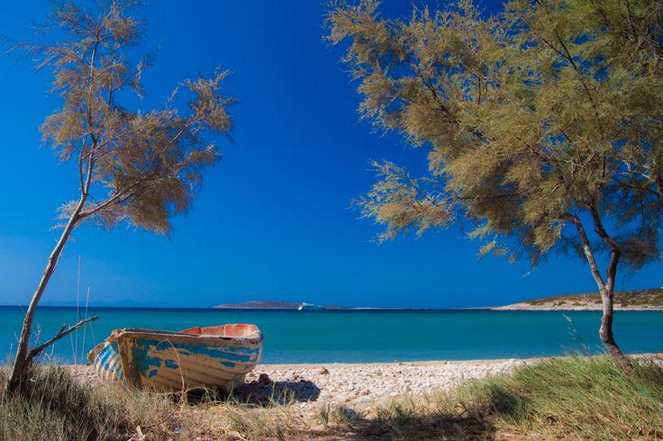 "500px / Photo ""Aliki beach @ Paros"" by Christian Mura"