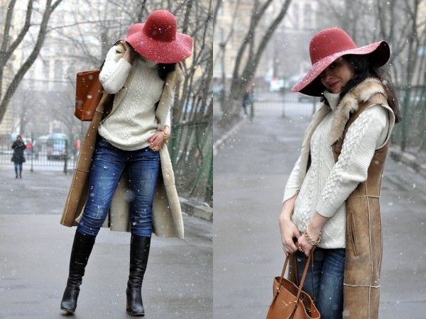 Hat, outfit, style