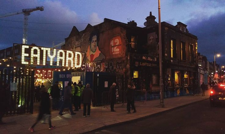 Eatyard - South Richmond St