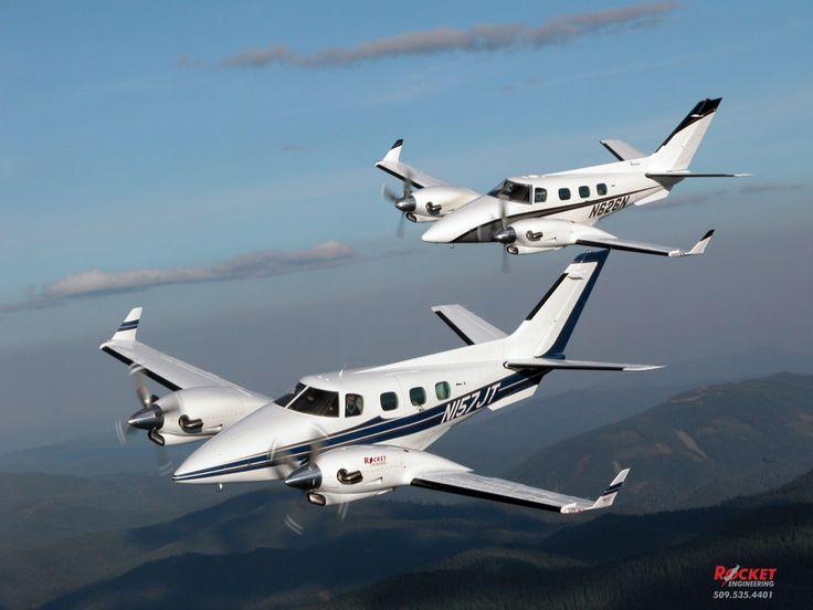 Beechcraft B60 Duke | Aviation | Pinterest | Duke