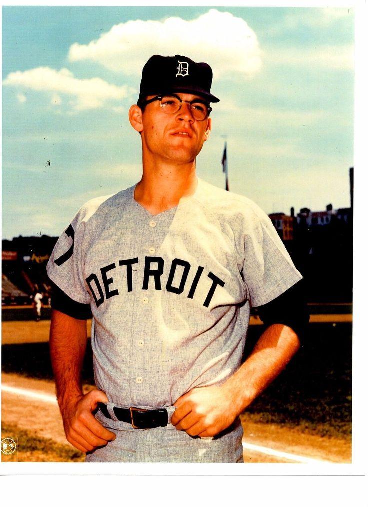 Details about Denny McLain - Detroit Tigers - photo 8 x 10 ...
