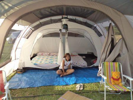 Otimas BARRACAS de camping 6 lugares ou mais para acampar   Assuntos da Web