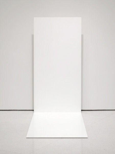 Ellsworth Kelly | White Angle, 1966