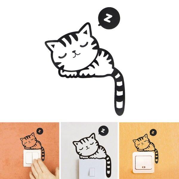 Alvó cica matrica - Kutya, macska, háziállat - Design  | pazar cuccok shop