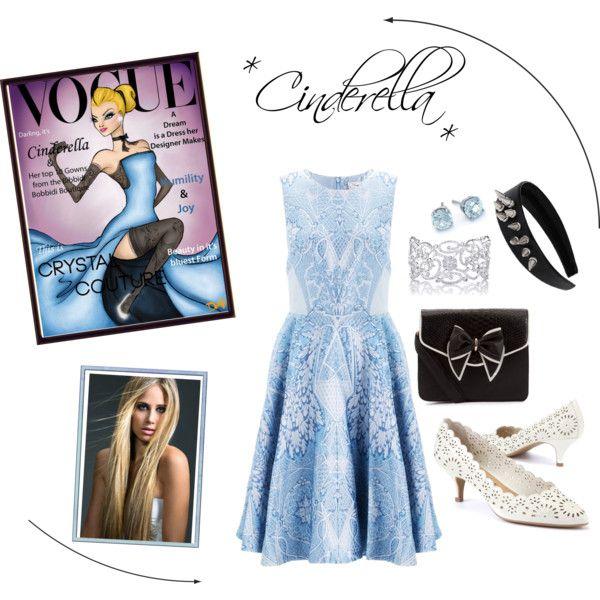 """""""Cinderella"""" by Ashley B"""