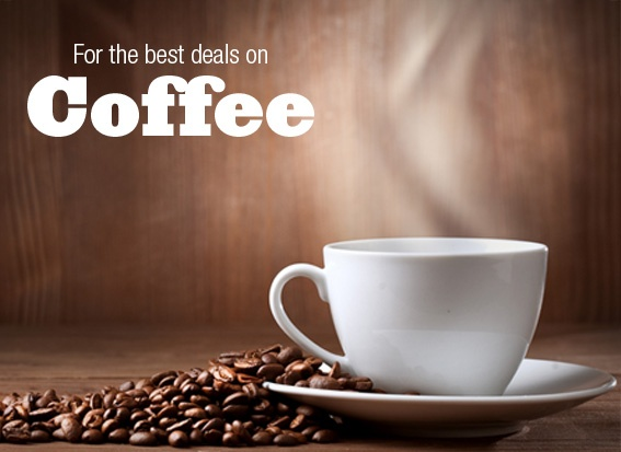 Find the best deals on Coffee...