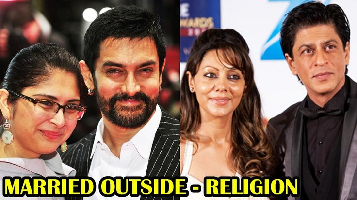 9 Bollywood Khans Who Married Outside Their Religion