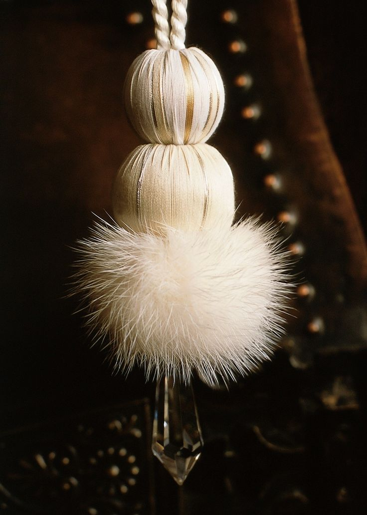 Google Image Result for http://spinadesign.co.uk/media/catalog/product/cache/1/image/9df78eab33525d08d6e5fb8d27136e95/f/a/faux_mink_and_crystal_key_tassel_1_.jpg