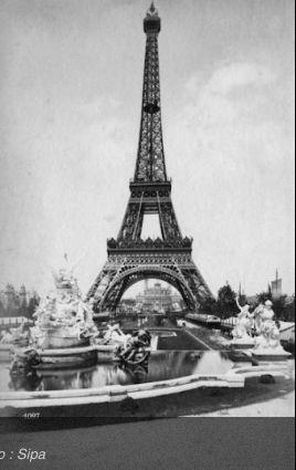 126e anniversaire de l'ouverture de la tour Eiffel - Learnfrench-Visitfrance