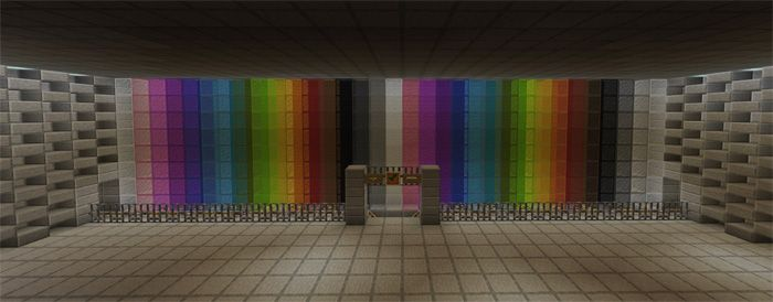 Say goodbye with interruptions in the map thanks to 5 subway stations. They not only come with an automatic system but also other important items. Pay attention to a custom texture pack and Redstone in the map. It includes arrows to indicate signs for playing this game. Founded by: ondraczsk How... https://mcpebox.com/metro-2-0-creation-map-minecraft-pe/
