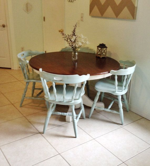 1000+ Ideas About Distressed Kitchen Tables On Pinterest