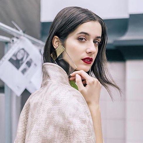 @bloomportugalfashion @portugalfashion #portugalfashion - Modatex - @opiar_ium  OPIAR S/S 18 #jewellerydesign #jewellery by @joaoazeredojewellery model: @dear.helena photography: @liuzhuojia