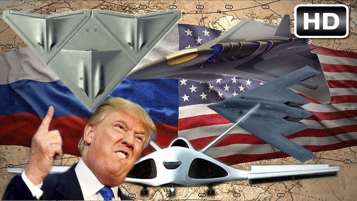 US and Russia Begin Race for 6 Generation Fighter Jet -What can Donald T...
