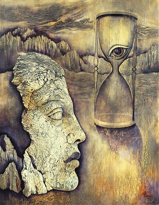 Pavel Bergr / Sphinx http://www.galerie-bergr.com/