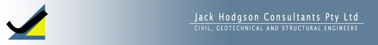 Jack Hodgson Consultants - Civil, Geotechnical and Structural Engineers