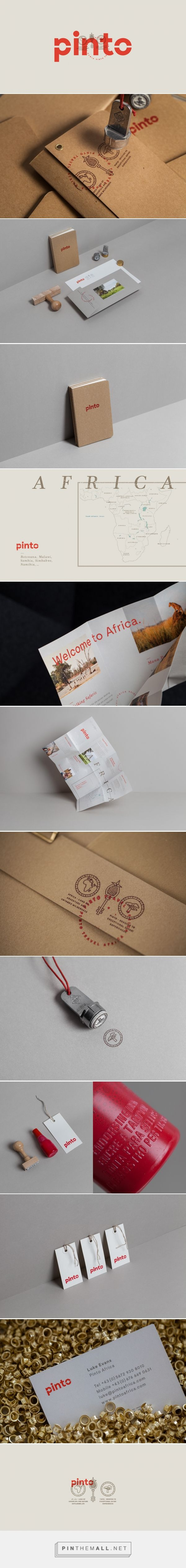 Pinto – Travel Africa on Behance... - a grouped images picture - Pin Them All