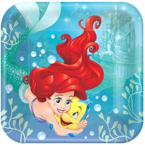 Little Mermaid / Ariel Party Supplies | Product Categories | Kids Themed Party Supplies | Character Parties Australia
