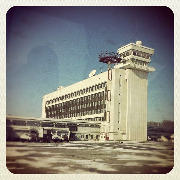 Хабаровский международный аэропорт «Новый» / Novy Khabarovsk International Airport (KHV) , город Хабаровск, Хабаровский край