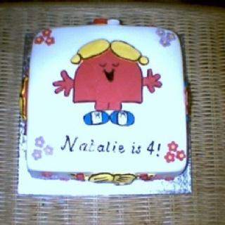 Best Cakes Mr Men Little Misses Images On Pinterest Men - Little miss birthday cake