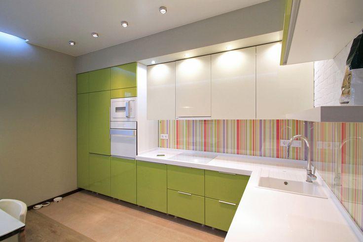Be Happy - Кухня: рабочее пространство | PINWIN - конкурсы для архитекторов, дизайнеров, декораторов