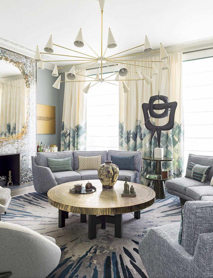 Best AvantGarde Fire Design Images On Pinterest Fireplaces - Avant garde living rooms