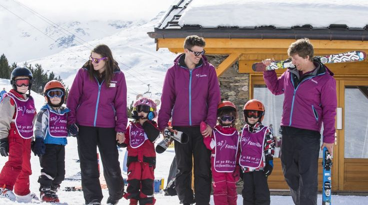 Family Ski Holidays with In-Chalet Childcare   Ski Famille