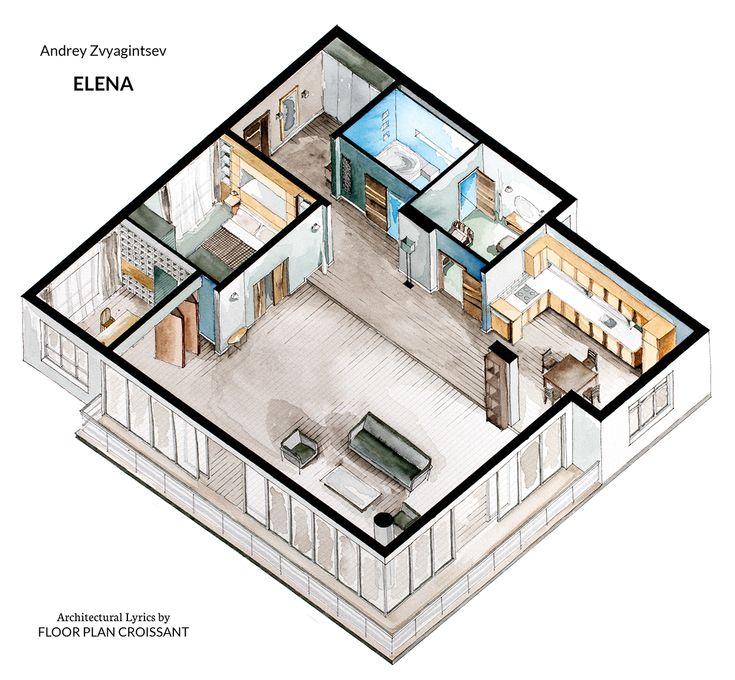 3d Floor Plan Isometric: 17 Best Images About Design : Human Maze On Pinterest