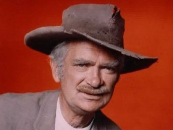 """Buddy Ebsen played """"Jed Clampett"""" on """"The Beverly Hillbillies""""."""