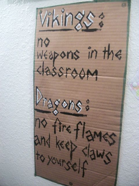 thistles and twigs: How to train your dragon - sign.
