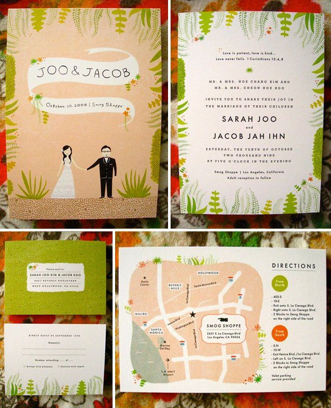 Invites By Erin Jang