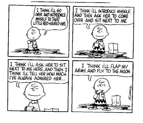 Charlie Brown: Girls, Little Red, Quotes, Redhead, Funnies, Peanuts Gang, Charlie Brown