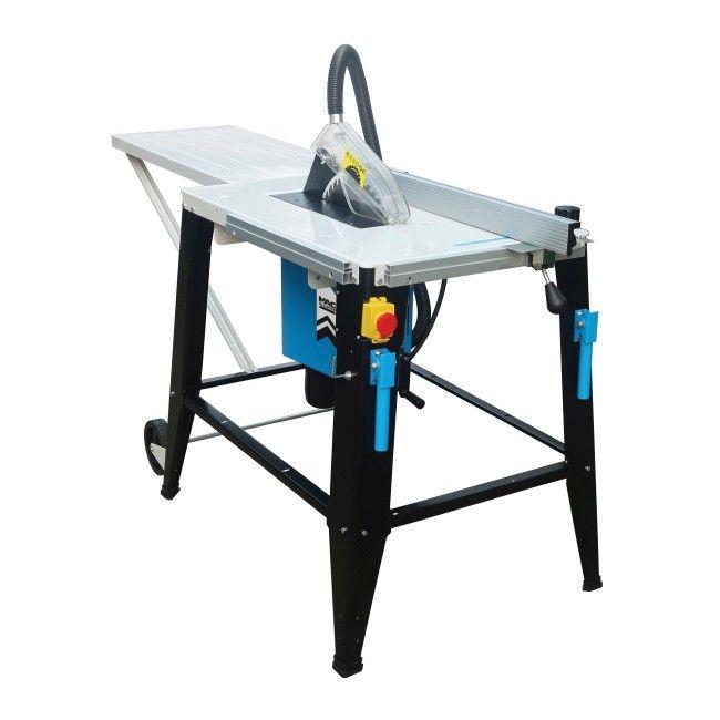 Pilarka stołowa do drewna MacAllister jednofazowa 2500 W MSTS2500