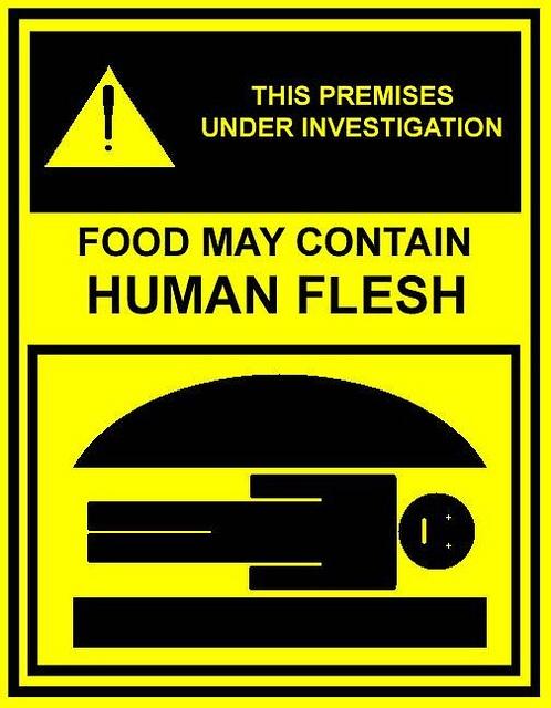 bob's burgers - food may contain human flesh season 1