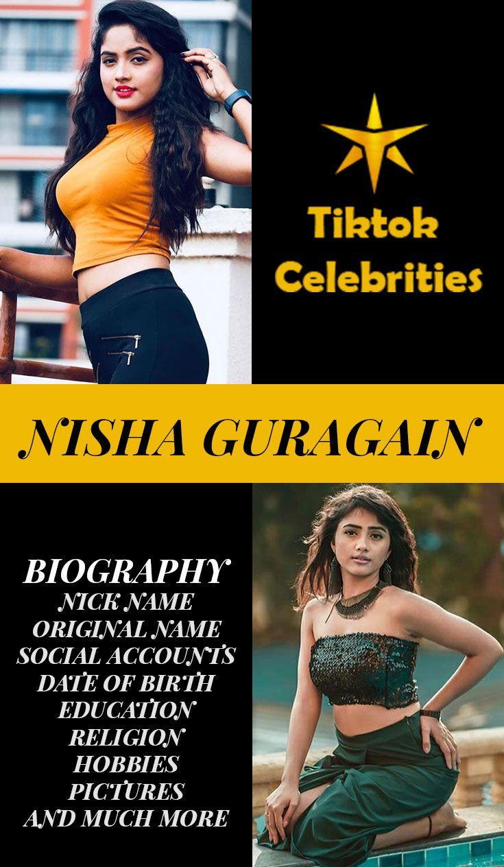 Nisha Guragain Biography Celebrities Birth Education