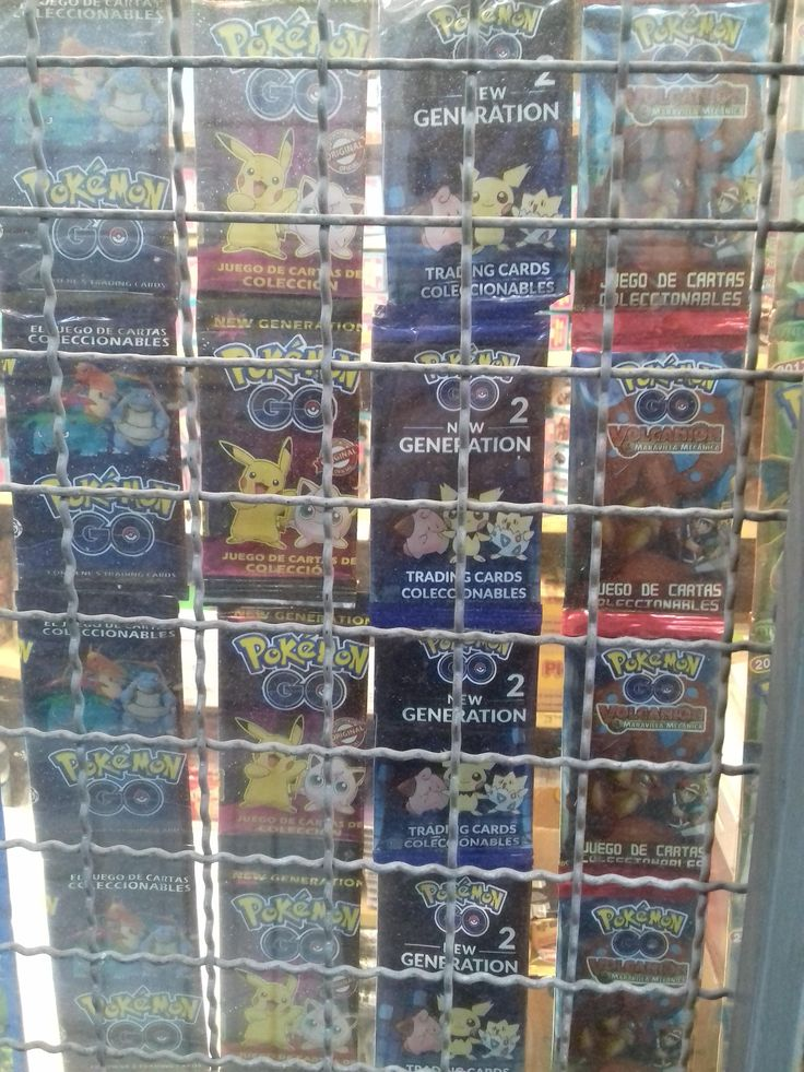 [Photo] The Definitely Original and Official Pokemon Go Trading cards... featuring Volcanion...