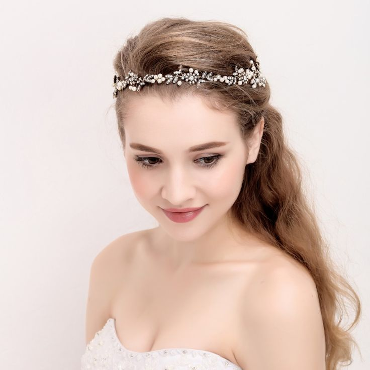 Cheap Hair Accessories Buy Quality Headpiece Flower Directly From China Suppliers Vintage Crystal And Rhinestone Bridal