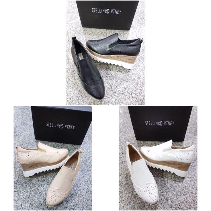 Sepatu Stella McCartney Wedges 4930 35-40 330rb
