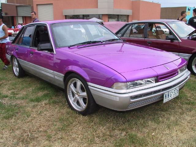 Holden Calais VL