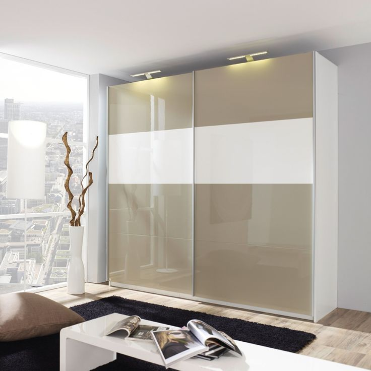 e-combuy Angebote Kleiderschrank BELUGA PLUS 181cm weiß, Hochglanz sandgrau: Category: Schwebetürenschränke Item number:…%#Quickberater%